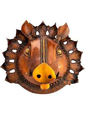 Varaha - Avatara of Vishnu Wall Hanging Mask