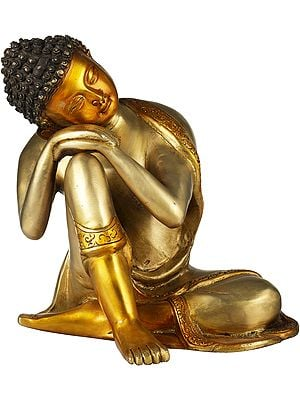 Buddha, Steeped In Thought