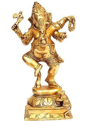 Celebrating Ganesha The Dancer