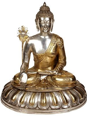 Large Size Tibetan Buddhist Deity- The Ideal Body? (And Mind)