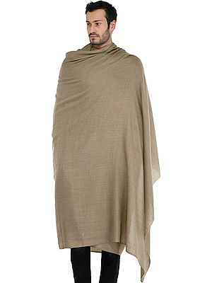 Plain Men's Dushala (Lohi) from Amritsar