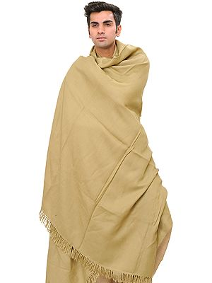 Plain Men's Dushala from Kullu