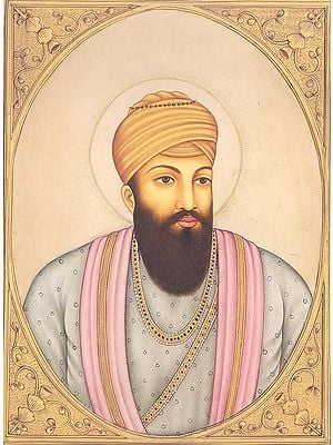 Guru Angad Dev, The Second Sikh Guru. (September 7th 1539 – March 29th 1552)