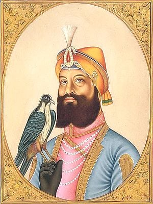 Guru Gobind Singh, The Tenth Sikh Guru. (11th November, 1675 – 7th October, 1708)