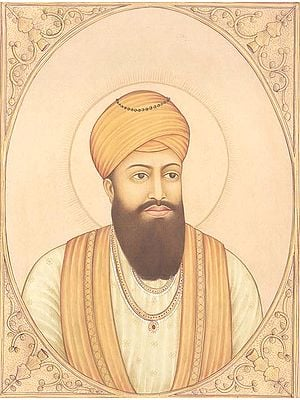 Guru Ramdas, The Fourth Sikh Guru. (September 1st 1574 – September 1st 1581)