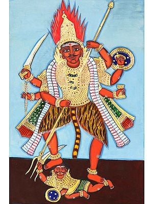 Virabhadra - The Trusted Guard of Lord Shiva