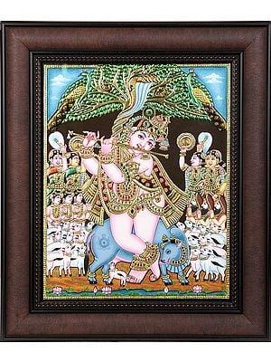 Murali Krishna (Framed)