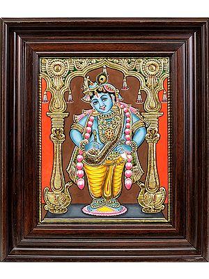 Shri Krishna (Framed)