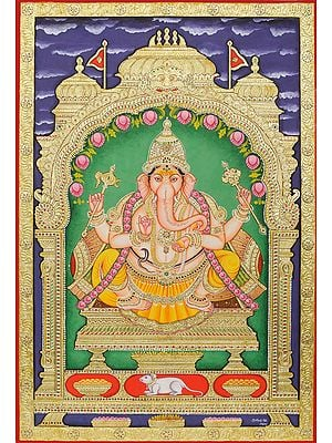Lord Ganapati, The God of Auspiciousness