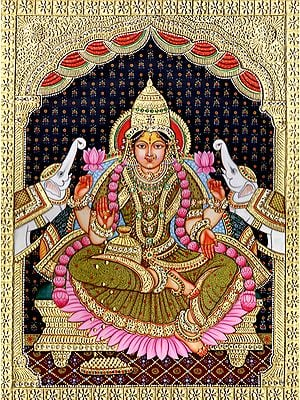Devi Lakshmi, The Picture Of Plenty