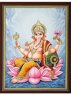 The Paralokiya Glory Of Lord Ganesha