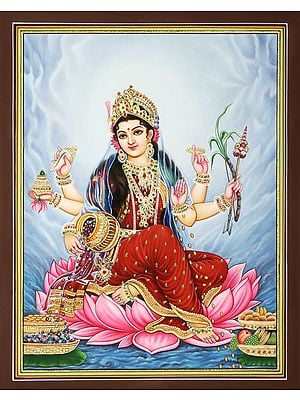 The Bounty Of Dhanalakshmi