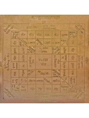 Vastu-Mandala Chakra