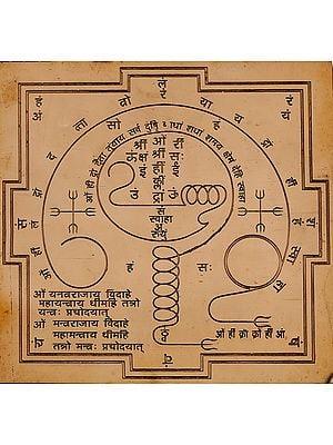 தத்தாத்ரியேயர் யந்திரம்: Dattatreya Yantra (Tamil)
