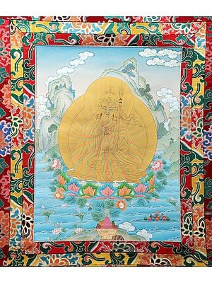 Rainbow Padmasambhava: A Source of Strength and Inspiration for Devotees