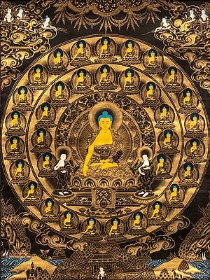 Thirty-five Buddhas of Confession
