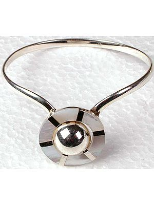 Shell Inlay Bracelet