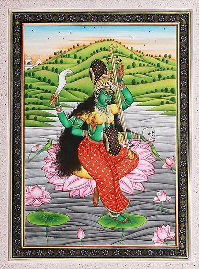 Mahavidya Matangi