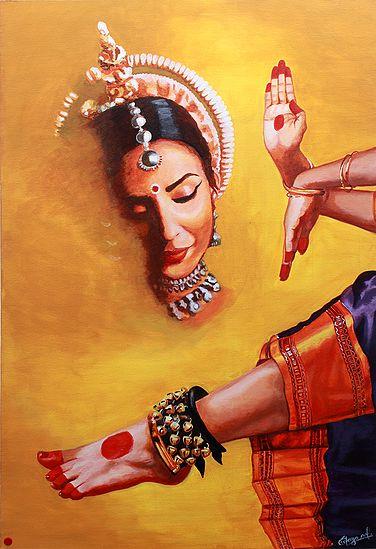 The Bhakti Of The Bharatnatyam Dancer