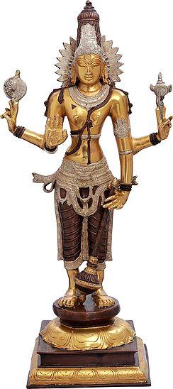 Vishnu, The Tejasvi