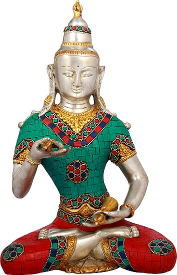 The Serenity Of Vajrasattva, The Adi-Buddha
