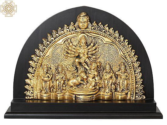 Ekchala Devi Durga