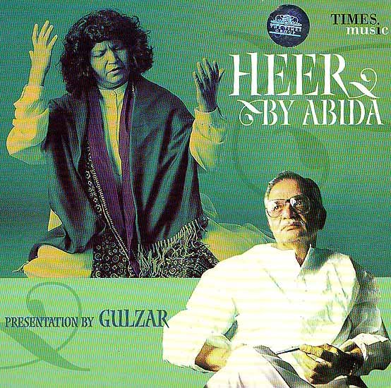 Heer By Abida (Audio CD Booklet Inside)