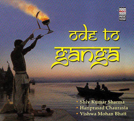 Ode To Ganga (Audio CD)