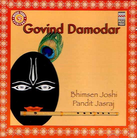 Govind Damodar (Audio CD)