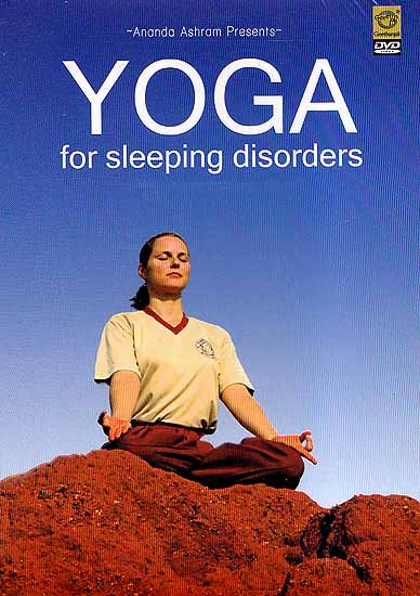 Yoga for Sleeping Disorders (With English Sub-Titles) (DVD)