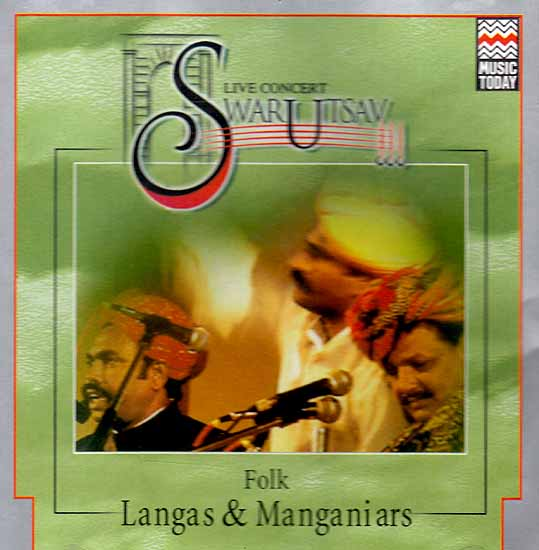 Live Concert SWARUTSAV 2000 Langas & Manganiars, Vocal (Audio CD)