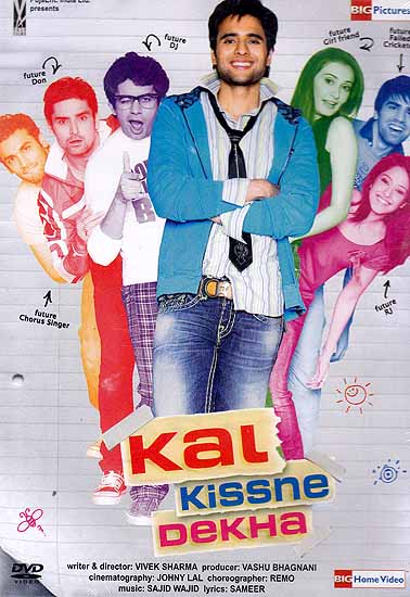 Who Has Seen Tomorrow? Kal Kissne Dekha (Hindi Film DVD with English Subtitles)