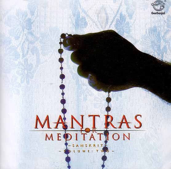 Mantras Meditation - Volume Two (Audio CD)