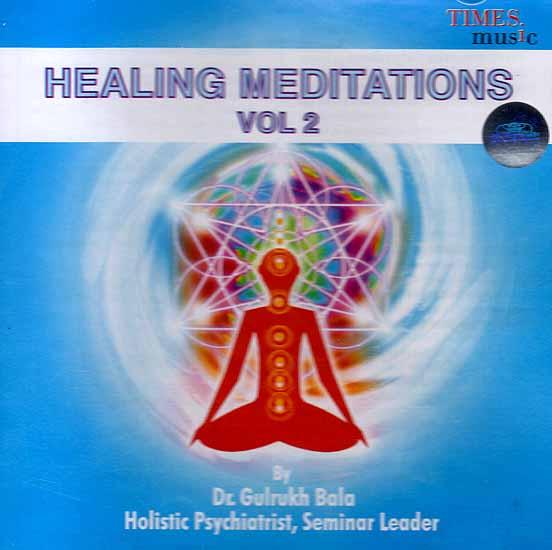 Healing Meditations Vol-2 (Audio CD)
