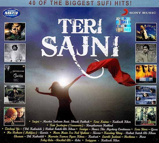 Teri Sajni - 40 of The Biggest Sufi Hits (MP3)