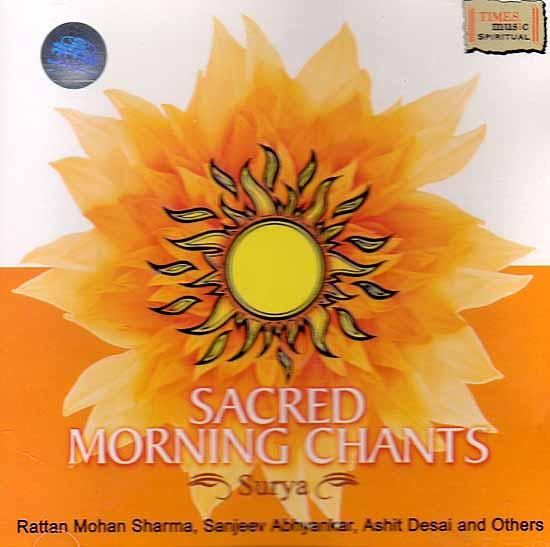 Sacred Morning Chants: Surya (Audio CD)