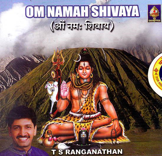 Om Namashivaaya Chanting (Audio CD)