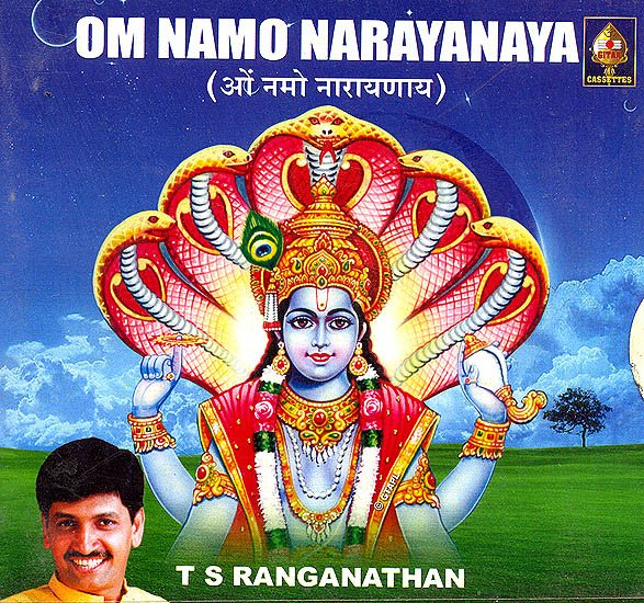 Om Namo Naaraayanaaya Chanting (Audio CD)