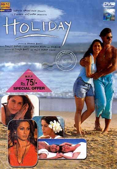 Holiday (Hindi Film DVD with English Subtitles)