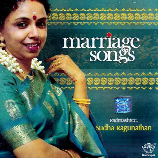 Marriage Songs (Audio CD)