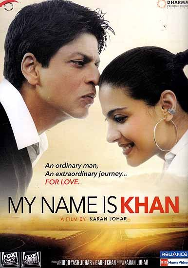 My Name is Khan: A Film By Karan Johar (Set of Two DVDs with Subtitles in English)