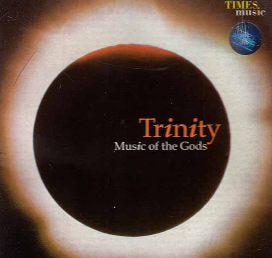 Trinity: Music of the Gods (Audio CD)