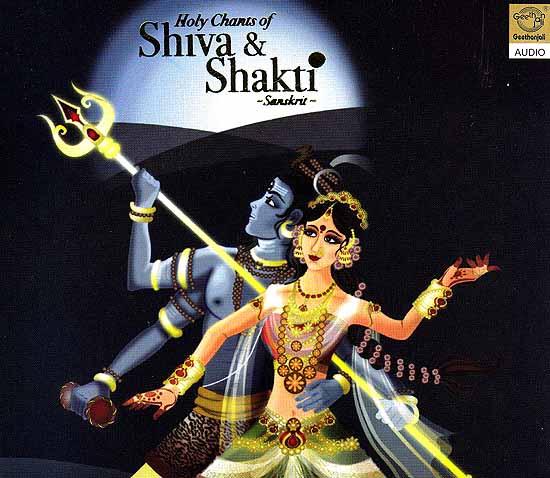 Holy Chants of Shiva & Shakti – Sanskrit (Audio CD)