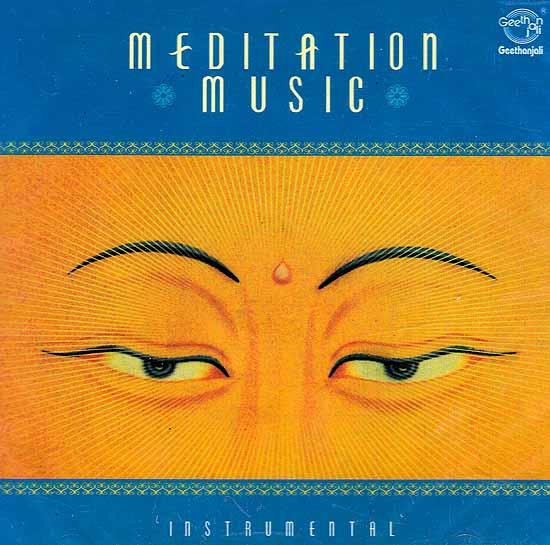 Meditation Music - Instrumental (Audio CD)