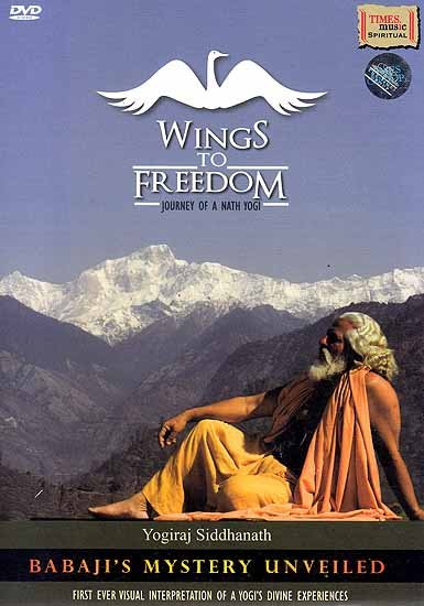 Wings to Freedom Journey of a Nath Yogi: First Ever Interpretation of a Yogi's Divine Experiences (DVD)