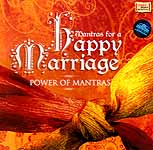 Mantras for a Happy Marriage – Power of Mantras (Audio CD)