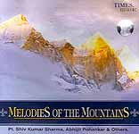 Melodies of the Mountains (Audio CD)