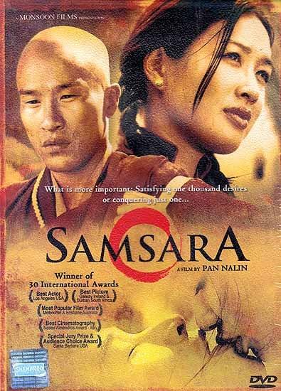 Samsara (DVD): Winner of 30 International Awards