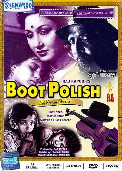Boot Polish (DVD): A Film by Raj Kapoor