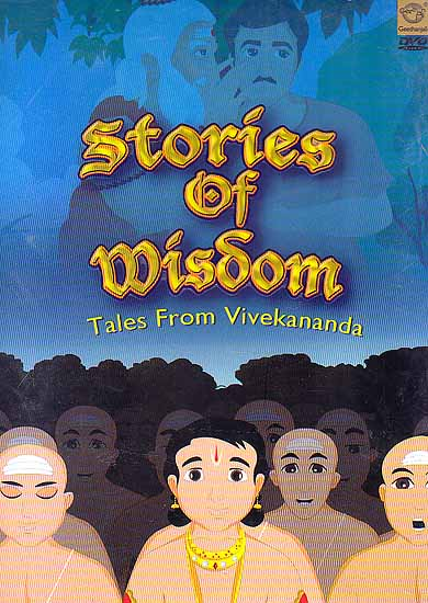 Stories of Wisdom – Tales From Vivekananda (DVD)